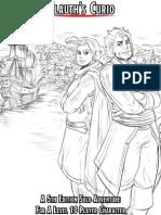 D&D5e - Klauth's Curio - A 5e Solo Gamebook