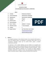 SILABO.cbc.Herramientas Informáticas Aplicadas Al Marketing.C.julca.2011-2