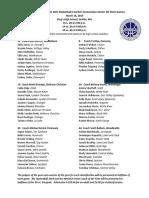 2019 WSGBCA Senior All State Basketball Game Press Release