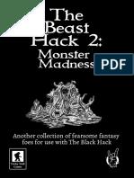 The Black Bestiary 2e