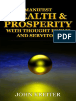 John Kreiter - Manifest Wealth and Prosperity