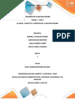 Macroeconomia Intermedia actividad 2 UNAD
