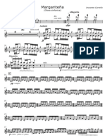 Margariteña Violin 1
