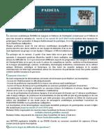 CONCOURS PAIDEIA plaquette 2019