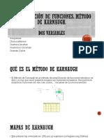 Exposicion Mapas de Karnough