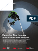Brochure Confined Space for Spanish