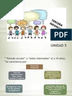 5 Tercera Infancia