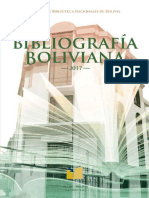 Bibliografía Boliviana 2017 por akira.pdf