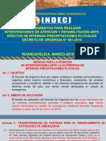 Decreto de Urgencia Nº01-2019