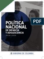 Política Nacional de Infancia y Adolescencia 2018.pdf