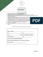 Correccion - Solemne 1 Sistemas de Potencia 2.0