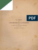 o Lettre a Monsieur Ernest Renan a Propos de l'Inscription Phénicienne