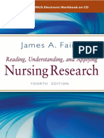 Reading, Understanding, and Applying Nursing Research - Fain, James A. [SRG].pdf