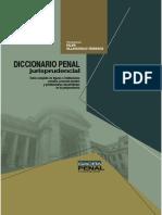 Diccionario Penal Gaceta Juridica