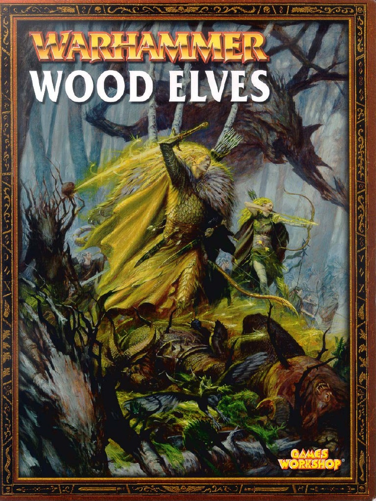 army 8th book pdf elves wood