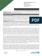 Tors Coordinador a PBF Transfronterizo Colombia Ecuador