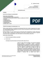 ECA - Aula 01 e 02 - Resumo Prof Guilherme Madeira