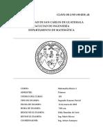 Temario-5-Matemática Básica Uno -Parcial-Dos