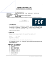 MEMORIA SANITARIAS CL.doc