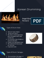 korean drumming
