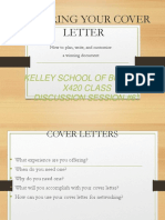 DRAFTCover Letter