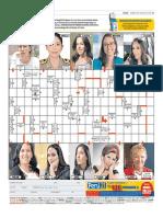 Mujeres en Crucigrama - Día de la Mujer Peru21