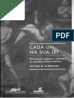 Brasil, Salvação Numa Sociedade Escravocrata