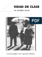 Solidaridad de clase nº 14