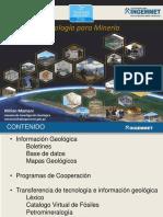 Geologia Para La Mineria