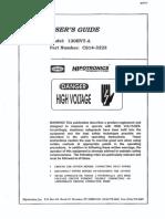 M4000 Guía de Usuario