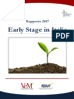 AIFI Early Stage in Italy 2017