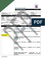 3.Planes de Clase INFORMATICA Carlos Garcia 106197800274
