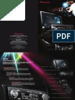Catalogo 2012 Pioneer