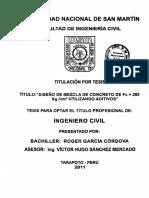 Diseño concreto 280 usando aditivo.pdf