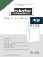 Manual Eskabe