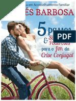 eBook 5 Passos Para o Fim Da Crise Conjugal