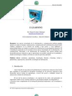Artículo 1 e-learning