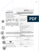 FormularioN°011- CONSTANCIA DE NOTAS