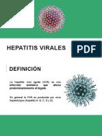 Hepatitis Virales!