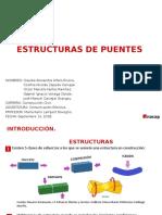 Presentaciòn Estructuras de Puentes