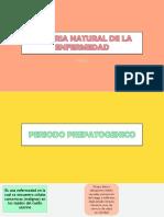 Historia Natural de La Enfermedad CACU