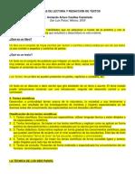 Casillas Castañeda - Técnicas de Lectura y Producción de Textos