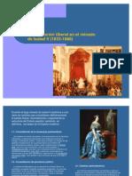 La revolución liberal en el reinado de Isabel II