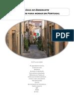 Os Passos Para Migrar a Portugal 3 Ed PDF
