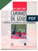 Caminhos de Goiás
