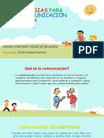 Reglas Comunicacion hijos