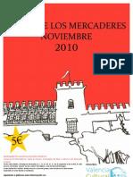 Cartel Monográfico Lonja de los Mercaderes. VALENCIA CULTURAL PROJECTS