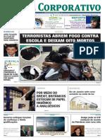 Jornal Corporativo número 3069 de 1403