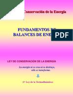 Balances de Energia (1)