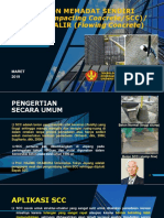 Self Compacting Concrete (Scc) Presentation